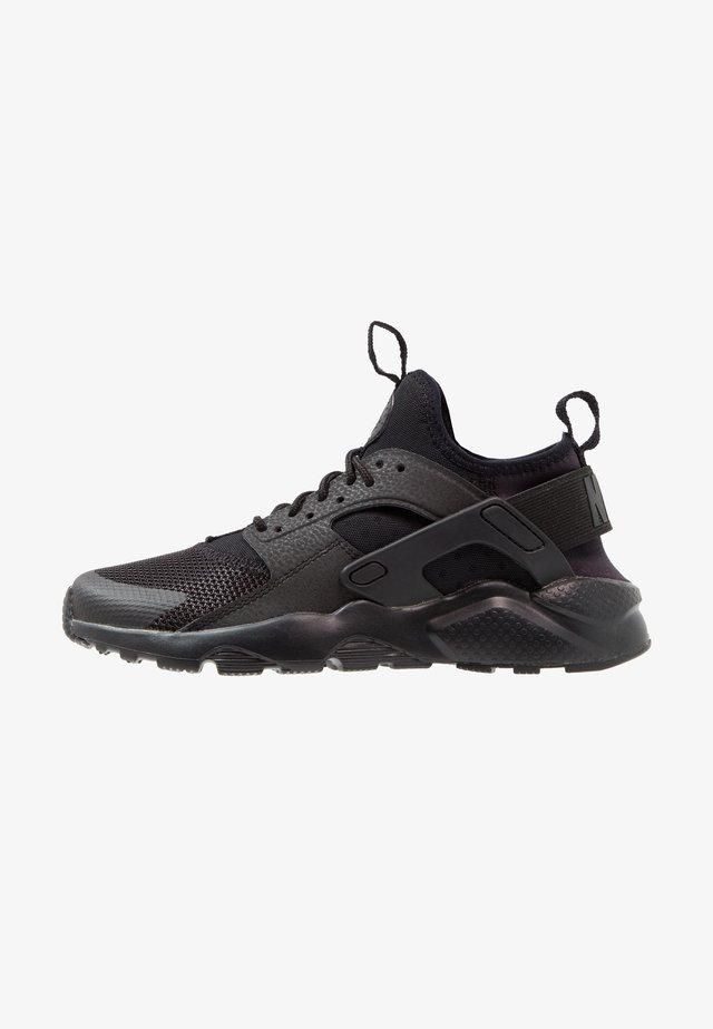 AIR HUARACHE RUN ULTRA - Sneakers laag - black