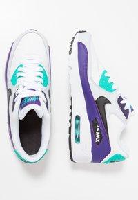 Nike Sportswear - AIR MAX 90  - Sneaker low - white - 0