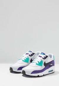 Nike Sportswear - AIR MAX 90  - Sneaker low - white - 3