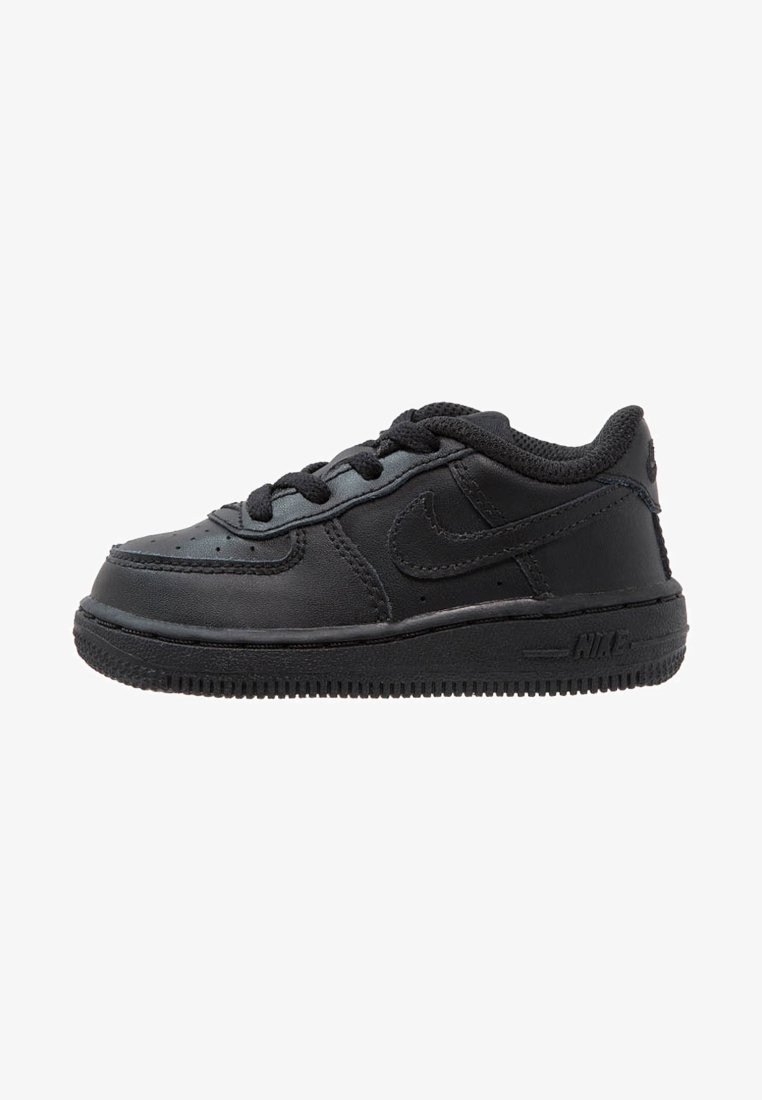 Nike Sportswear - FORCE 1  - Sneakers laag - black
