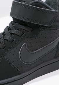 Nike Sportswear - COURT BOROUGH  - Vysoké tenisky - black - 5