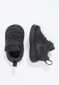 Nike Sportswear - COURT BOROUGH  - Obuwie do nauki chodzenia - black - 1
