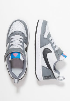 COURT BOROUGH - Sneakers - cool grey/anthracite/pure platinum/photo blue