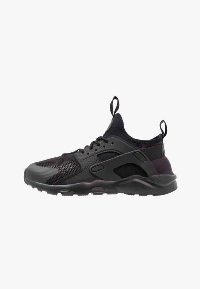 HUARACHE RUN ULTRA (PS) - Sneakers laag - black