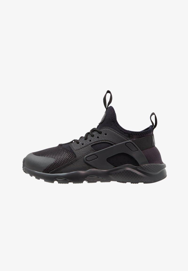 Nike Sportswear - HUARACHE RUN ULTRA (PS) - Sneakers - black