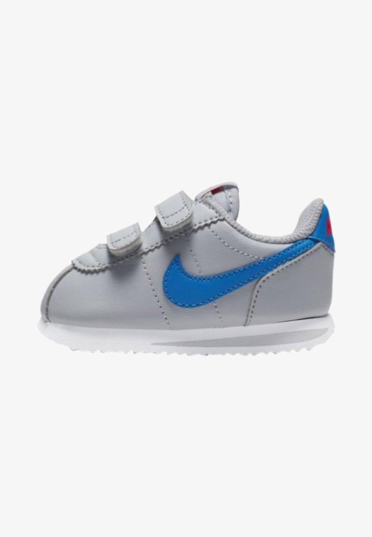 Nike Sportswear - CORTEZ BASIC  - Baby shoes - wolf grey/white