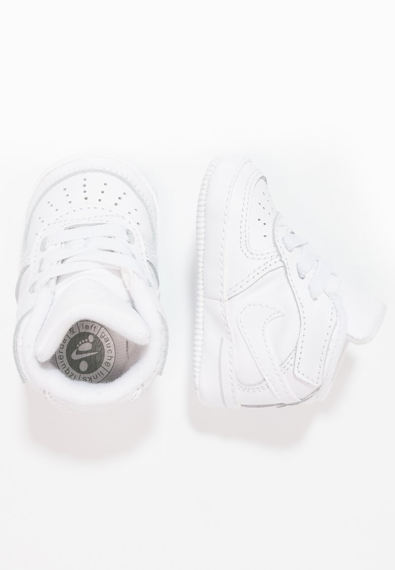Nike Sportswear - FORCE 1 (CB) - First shoes - white