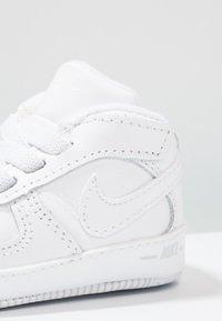 Nike Sportswear - FORCE 1 (CB) - Scarpe neonato - white - 5