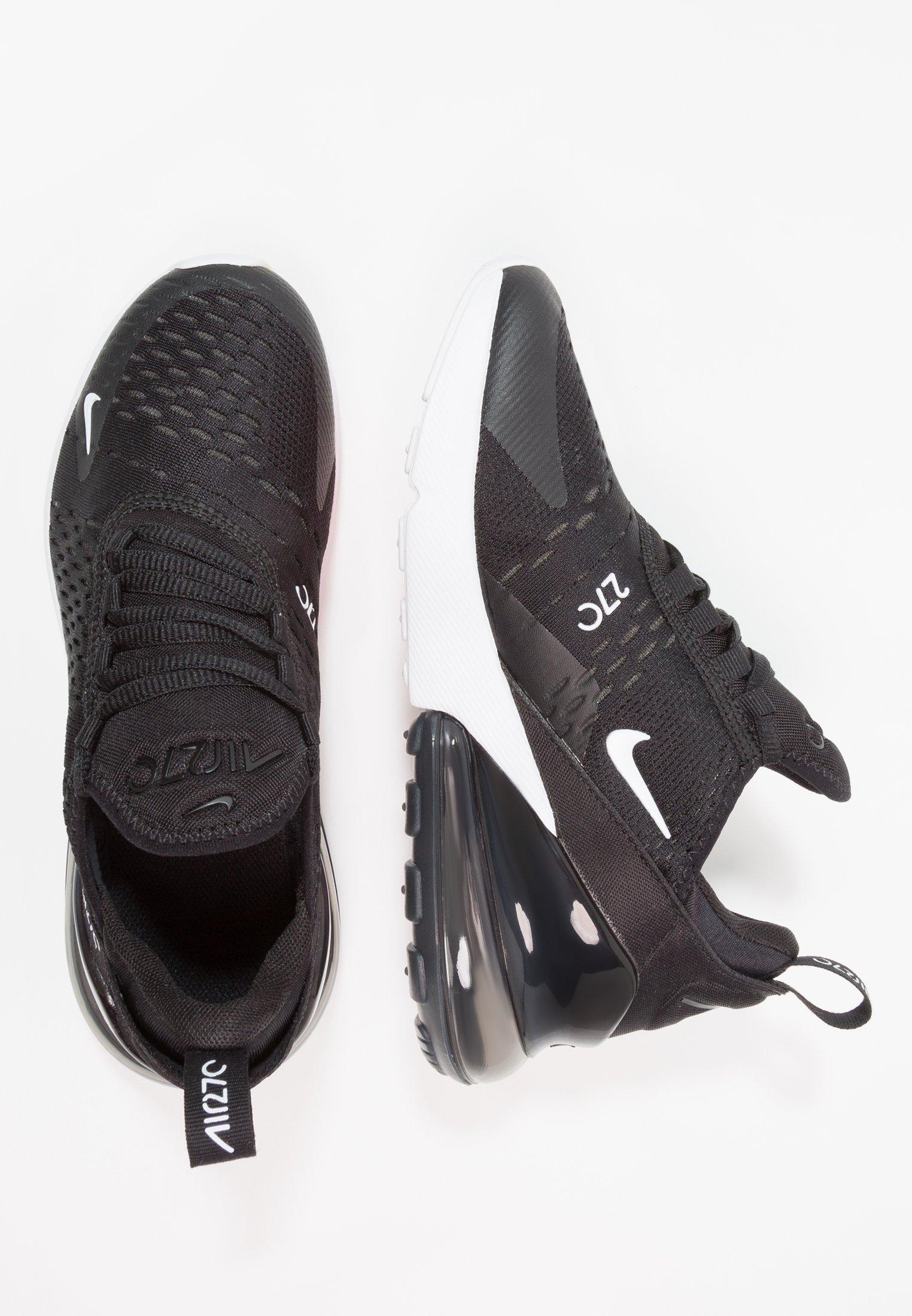 AIR MAX 270 Sneakers basse blackwhiteanthracite