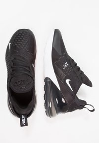 Nike Sportswear - AIR MAX 270 - Baskets basses - black/white/anthracite - 0