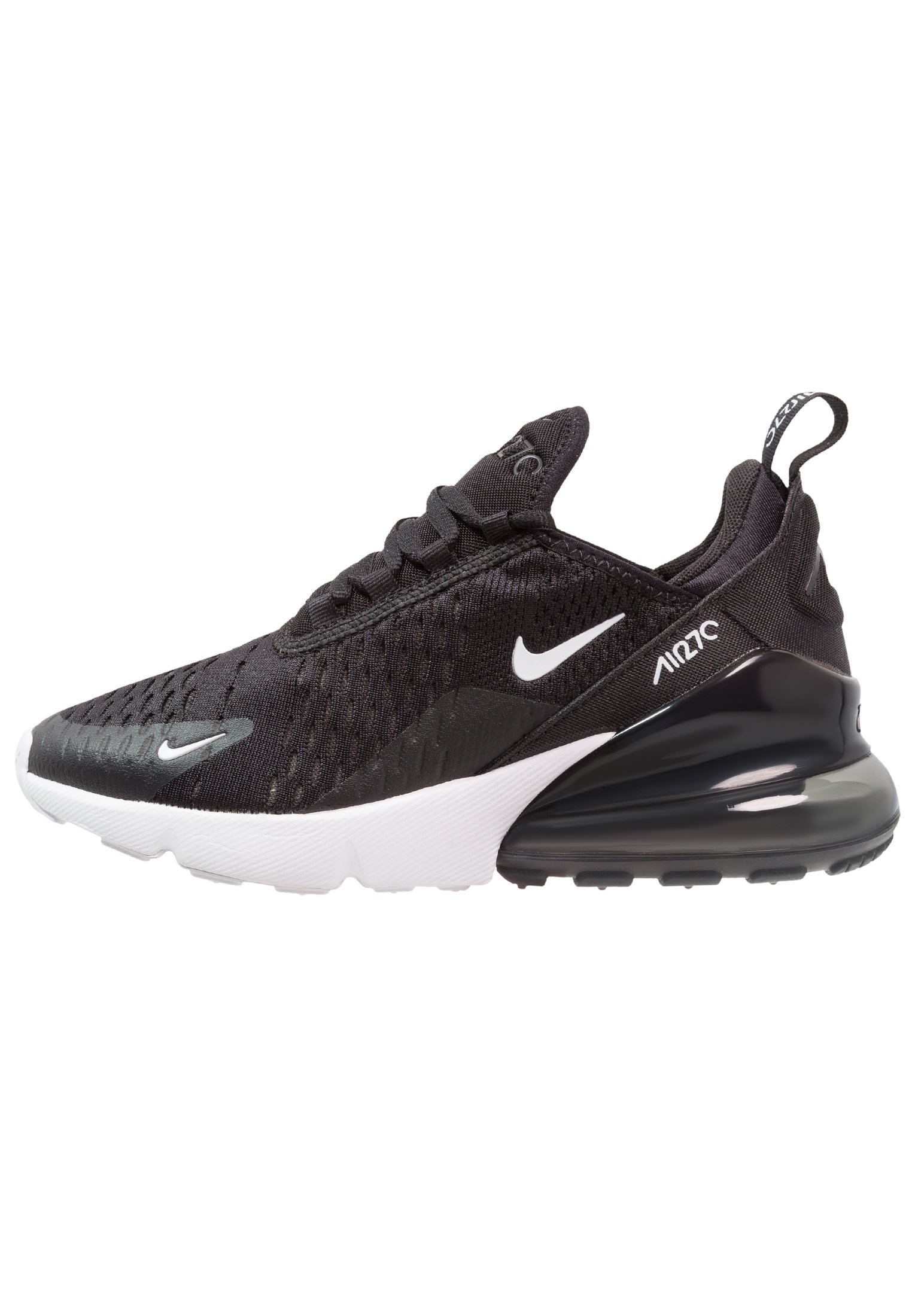 AIR MAX 270 - Sneaker low - black/white/anthracite