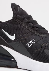 Nike Sportswear - AIR MAX 270 - Sneakers basse - black/white/anthracite - 5