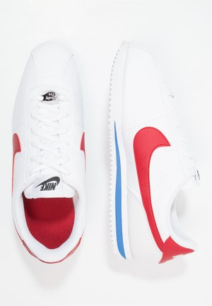 CORTEZ BASIC  - Zapatillas - white / varsity red