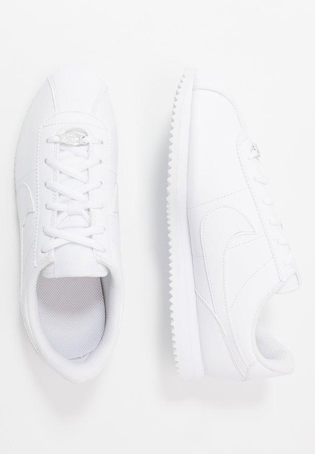 CORTEZ BASIC  - Sneakersy niskie - white
