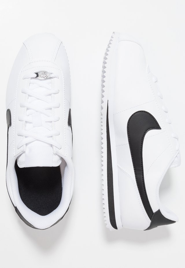 CORTEZ BASIC  - Trainers - white/black