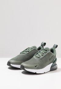 Nike Sportswear - AIR MAX 270  - Matalavartiset tennarit - vintage lichen/anthracite/mineral spruce - 3