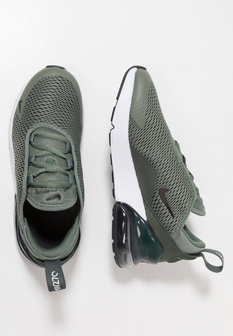 Nike Sportswear - AIR MAX 270  - Matalavartiset tennarit - vintage lichen/anthracite/mineral spruce