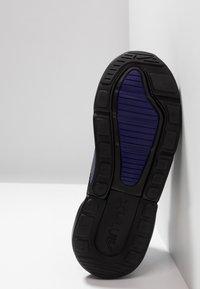 Nike Sportswear - AIR MAX 270  - Matalavartiset tennarit - black/laser fuchsia/regency purple/anthracite - 5