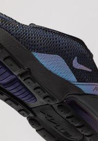 Nike Sportswear - AIR MAX 270  - Matalavartiset tennarit - black/laser fuchsia/regency purple/anthracite - 2