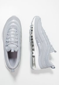 Nike Sportswear - AIR MAX 97 - Zapatillas - wolf grey/white/metallic silver - 0