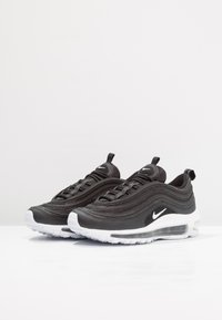 Nike Sportswear - AIR MAX 97 - Sneakersy niskie - black/white - 3