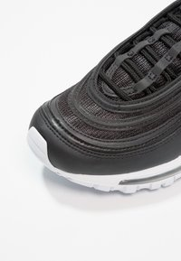 Nike Sportswear - AIR MAX 97 - Sneakersy niskie - black/white - 2