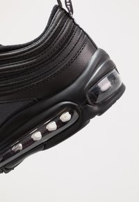 Nike Sportswear - AIR MAX 97 - Sneakersy niskie - black/white/anthracite - 5