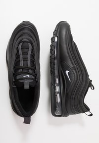 Nike Sportswear - AIR MAX 97 - Sneakersy niskie - black/white/anthracite - 1