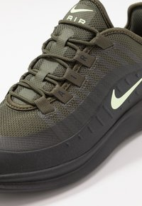 Nike Sportswear - Sneakers - cargo khaki/barely volt/black/white - 2