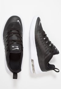 Nike Sportswear - AIR MAX AXIS - Sneakers laag - black/white - 0