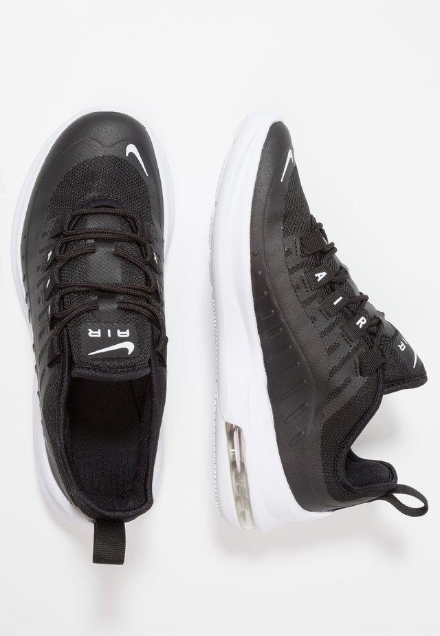 AIR MAX AXIS - Trainers - black/white