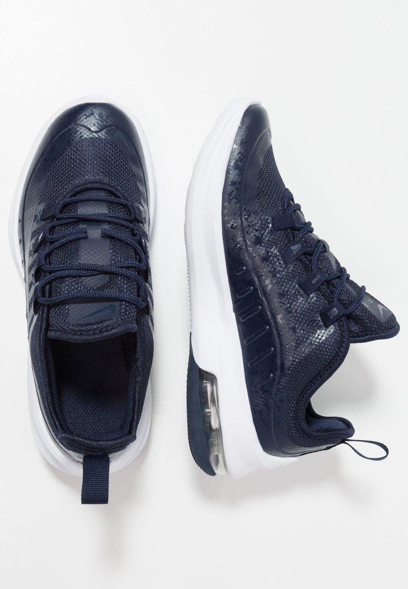 Nike Sportswear - AIR MAX AXIS - Sneaker low - obsidian/white