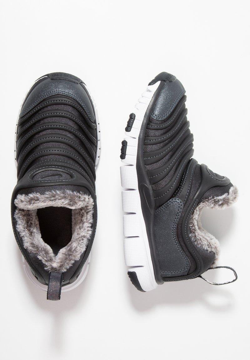 Nike Sportswear - DYNAMO FREE SE - Instappers - anthracite/white