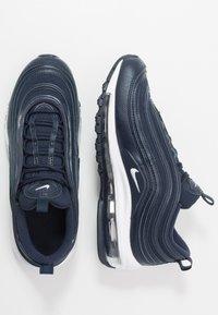 Nike Sportswear - AIR MAX 97 - Sneaker low - obsidian/white/midnight navy - 0