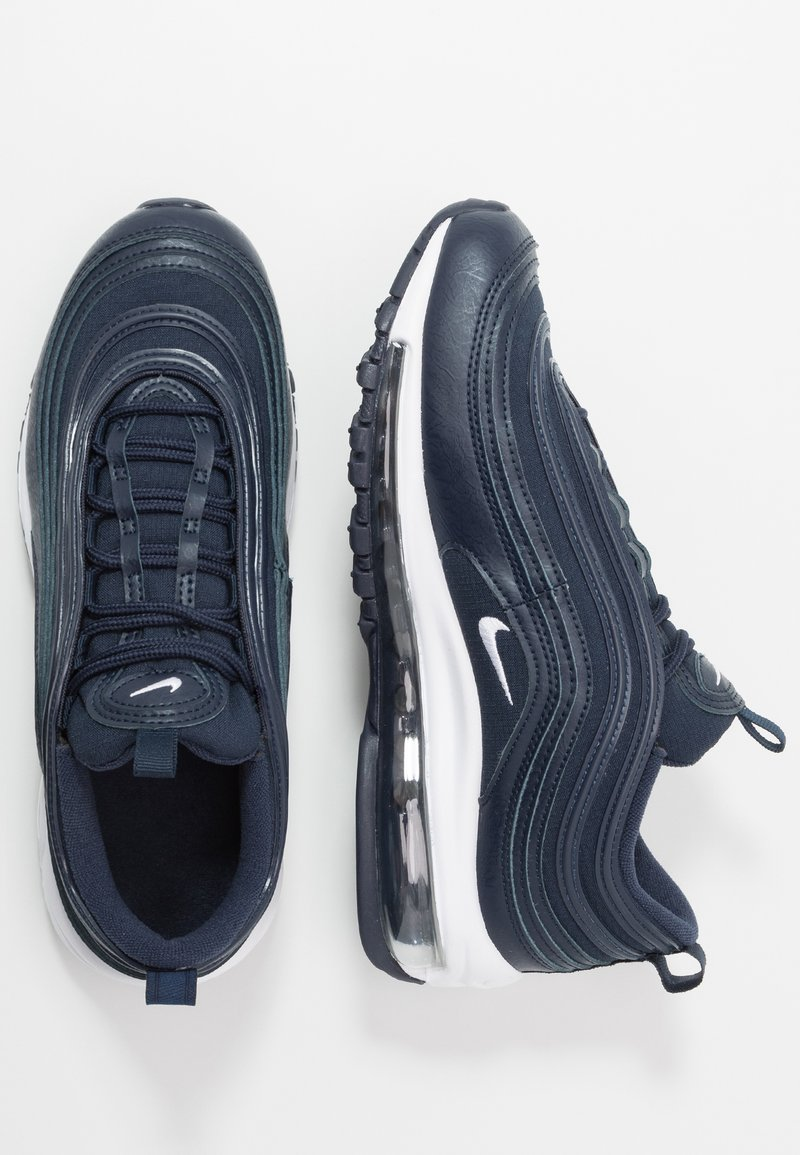 Nike Sportswear - AIR MAX 97 - Sneaker low - obsidian/white/midnight navy