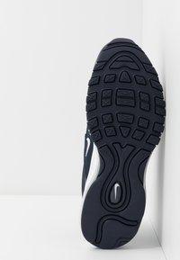 Nike Sportswear - AIR MAX 97 - Sneaker low - obsidian/white/midnight navy - 5