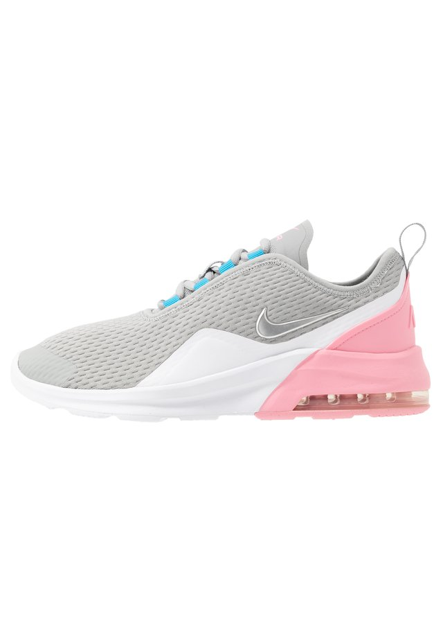 AIR MAX MOTION 2  - Tenisky - light smoke grey/metallic silver/pink/laser blue