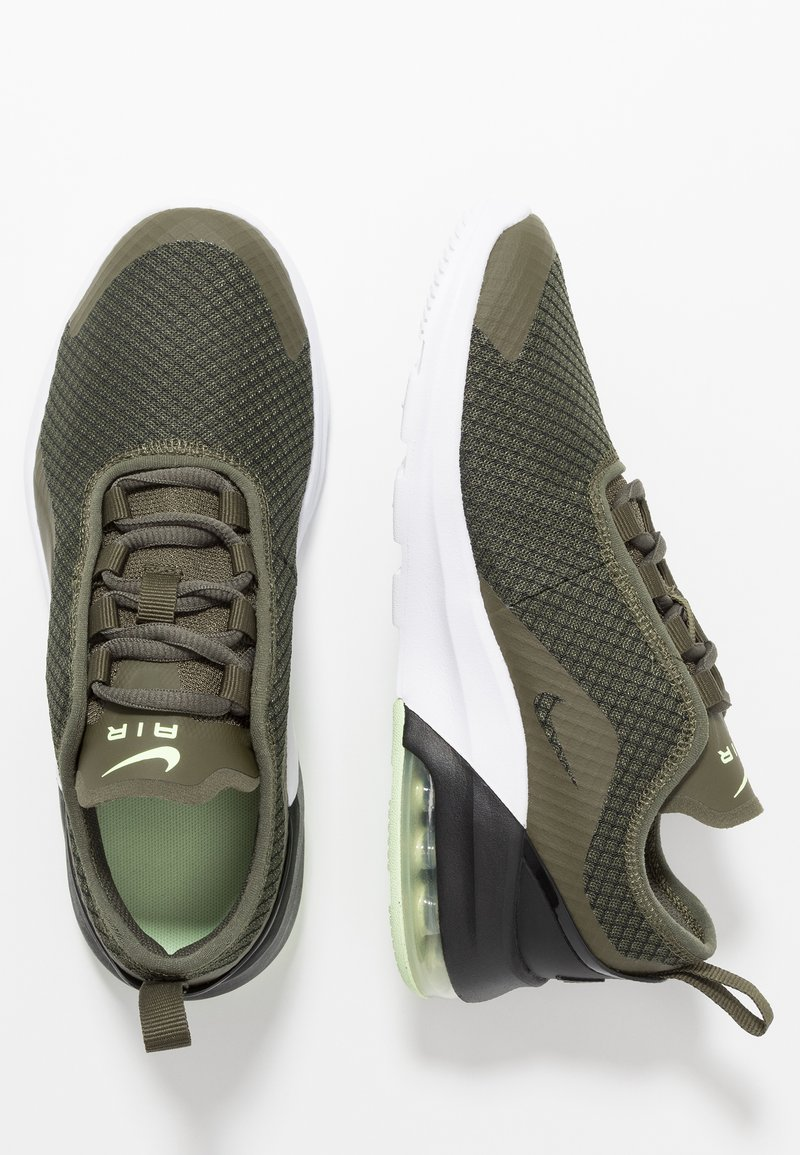 Nike Sportswear - AIR MAX MOTION 2 - Sneakers - cargo khaki/barely volt/black/white