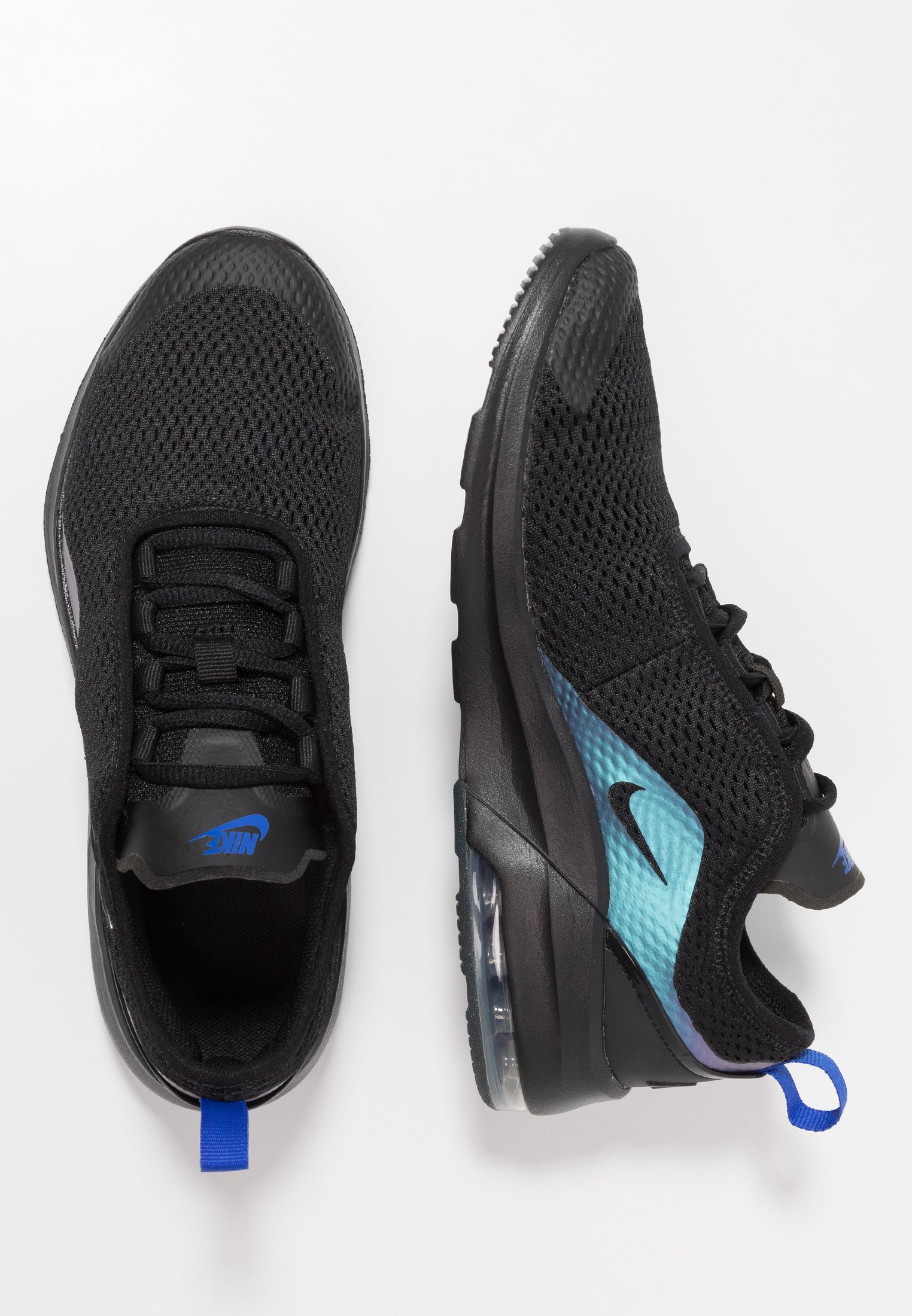 AIR MAX MOTION 2 Baskets basses blackanthraciteracer blue