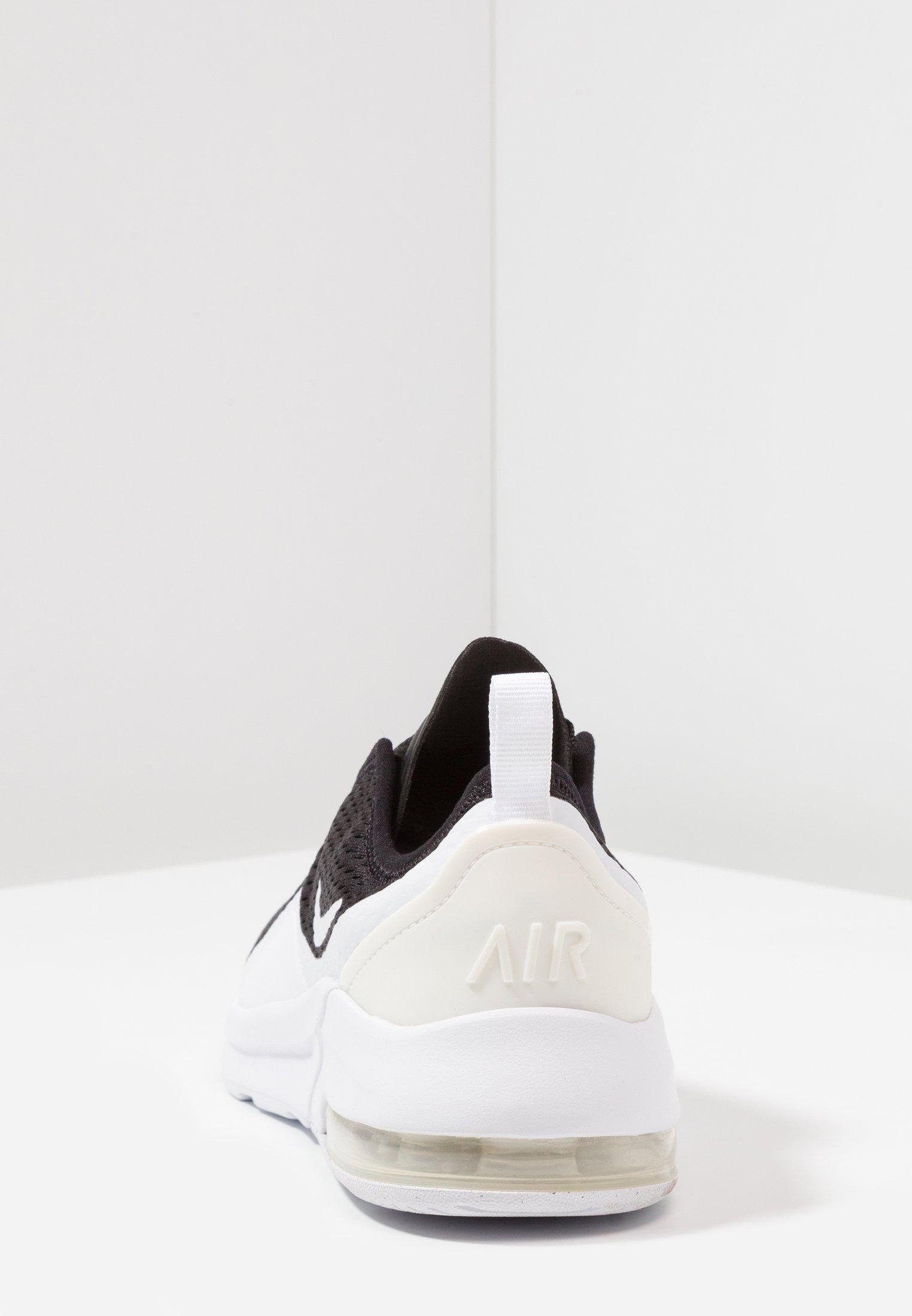 Nike Sportswear AIR MAX MOTION 2 - Sneakersy niskie - black/white