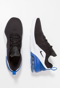 Nike Sportswear - AIR MAX MOTION 2 - Sneakers laag - black/game royal/white - 0
