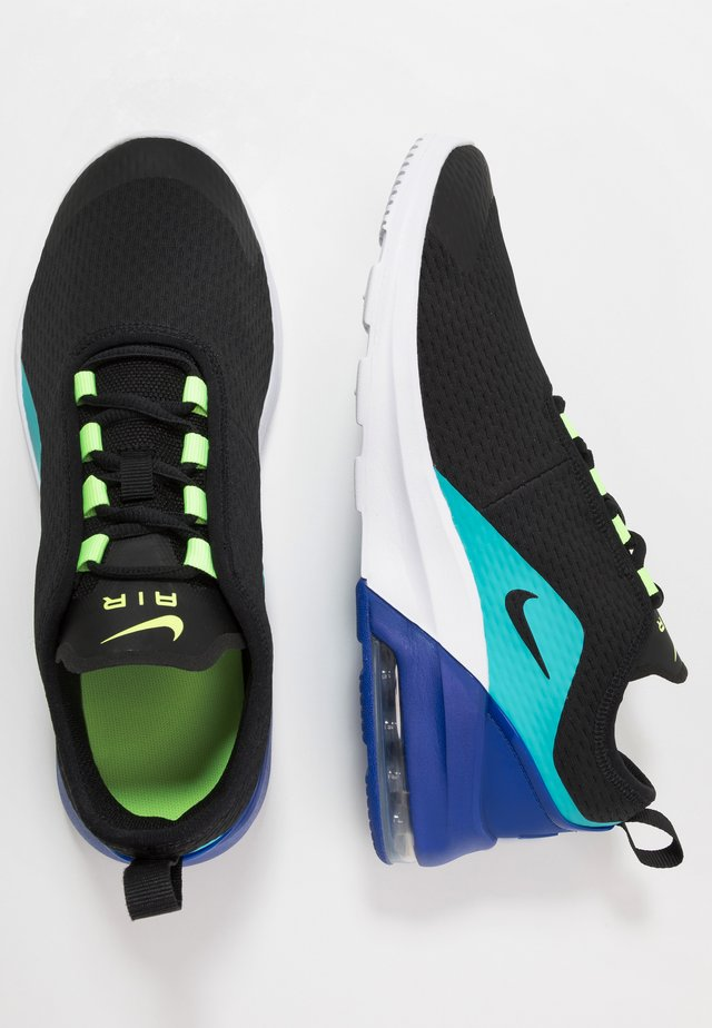 AIR MAX MOTION 2  - Trainers - black/photon dust/hyper blue/oracle aqua