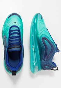 Nike Sportswear - AIR MAX 720 - Sneakers laag - deep royal blue/hyper jade/black - 0