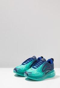 Nike Sportswear - AIR MAX 720 - Sneakers laag - deep royal blue/hyper jade/black - 3