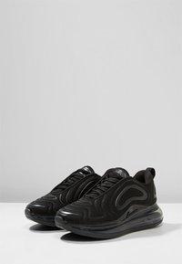 Nike Sportswear - AIR MAX 720 - Sneakers basse - black - 2
