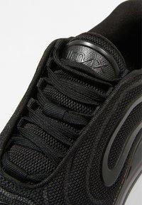 Nike Sportswear - AIR MAX 720 - Sneakers basse - black - 5