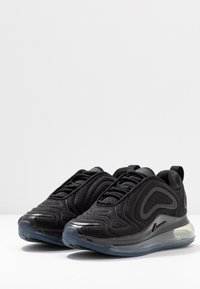 Nike Sportswear - AIR MAX 720 - Sneakers basse - black/anthracite - 3