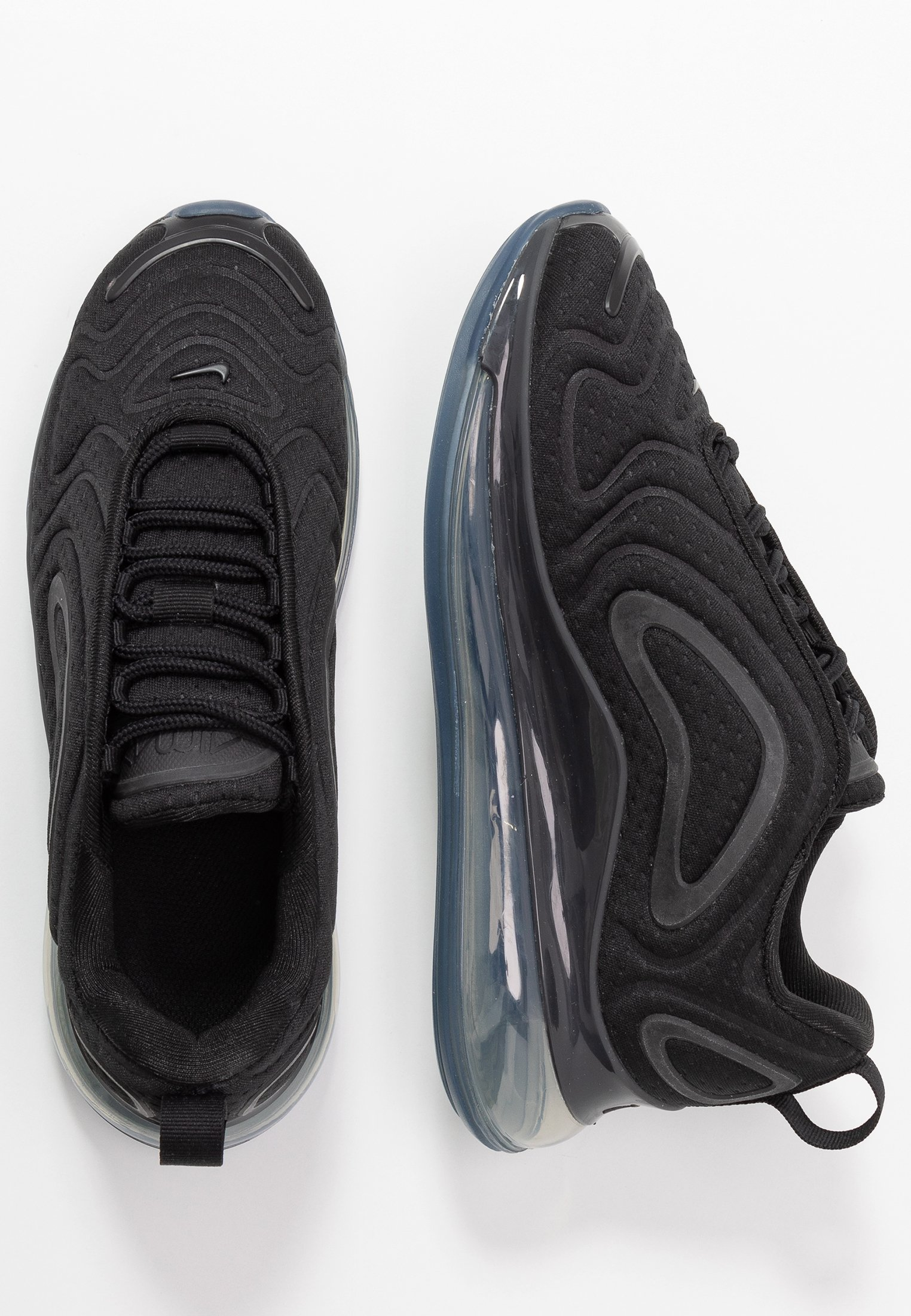 AIR MAX 720 Sneakers basse blackanthracite