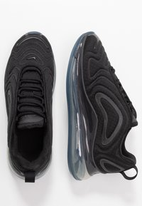 Nike Sportswear - AIR MAX 720 - Sneakers basse - black/anthracite - 0