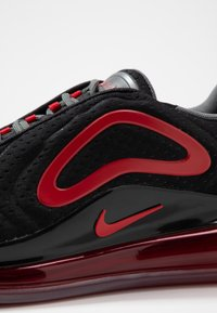 Nike Sportswear - AIR MAX 720 - Sneakers laag - black/university red/white - 2
